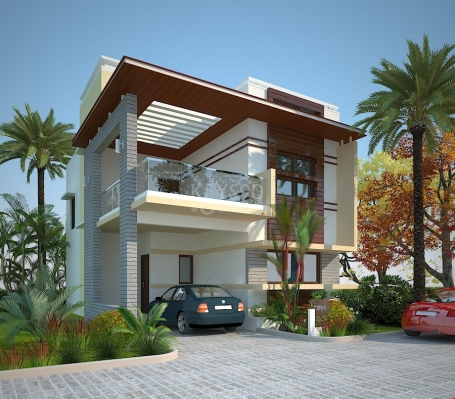 Duplex Villas at International City